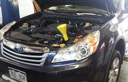 Vehicle Inspection Repair & Maintenance Service