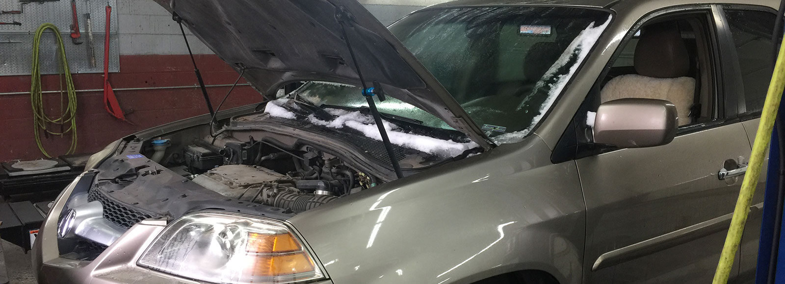 Auto Scheduled Maintenance Boulder CO