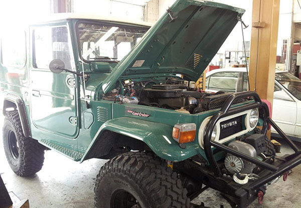 Boulder Jeep Engine, Transmission Repair