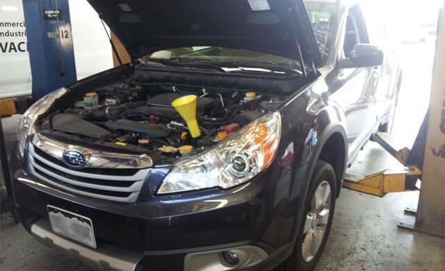 Subaru Repair Service In Boulder Co Engine Brake Suspension